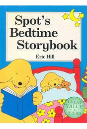 Spot's Bedtime Storybook - Régikönyvek