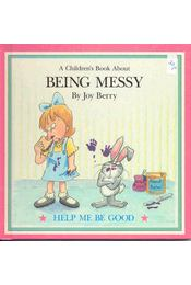 A Children's Book About Being Messy - Régikönyvek