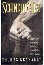 Schindler's List - Régikönyvek