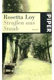 Strassen aus Staub - Régikönyvek