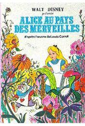 Alice au pays des merveilles - Caroll, Lewis - Régikönyvek