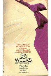 9 1/2 Weeks - Régikönyvek