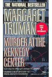 Murder at the Kennedy Center - Régikönyvek