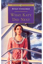 What Katy Did Next - Régikönyvek