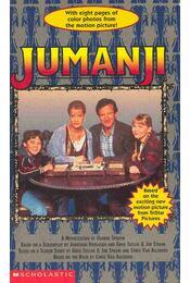 Jumanji - Régikönyvek