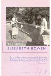 The Hotel - Bowen, Elizabeth - Régikönyvek