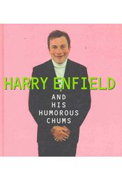 Harry Enfield and His Humorous Chums - ENFIELD, HARRY - Régikönyvek