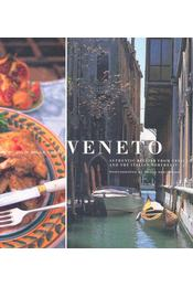 Veneto - Authentic Recipes From Venice - DELLA CROCE, JULIA - Régikönyvek