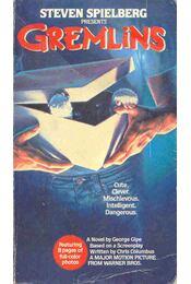 Gremlins - Régikönyvek
