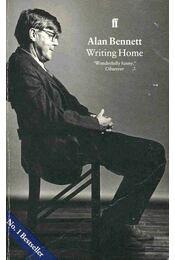 Writing Home - Régikönyvek