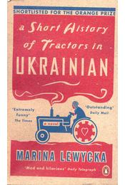 A Short History of Tractors in Ukrainian - Régikönyvek