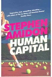 Human Capital - AMIDON, STEPHEN - Régikönyvek