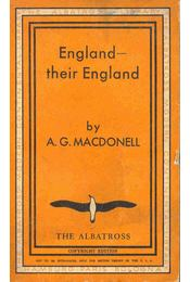 England - their England - Régikönyvek