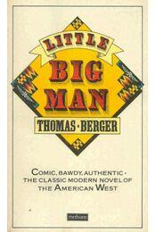 Little Big Man - Régikönyvek
