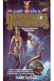 Dangerous Journey - The Samarkand Solution - Régikönyvek