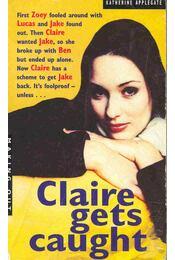 Claire Gets Caught - Régikönyvek
