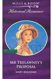 Mr Trelawney's Proposal - Régikönyvek