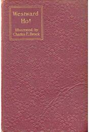 Westward Ho!or the Voyages and Adventures of Sir Amyas Leigh - Régikönyvek