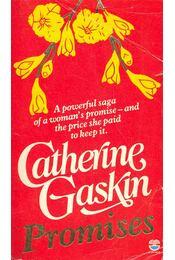 Promises - Gaskin, Catherine - Régikönyvek