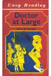 Easy Reading - Doctor at Large - Régikönyvek