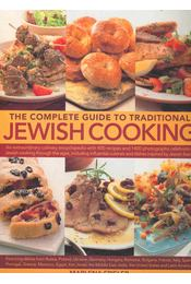 The Complete guide to Traditional Jewish Cooking - Spieler, Marlena - Régikönyvek