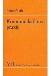Kommunikationspraxis - Régikönyvek