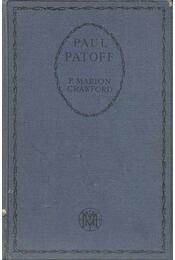 Paul Patoff - Régikönyvek