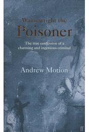 Wainewright the Poisoner - Régikönyvek