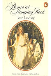 Picnic at Hanging Rock - LINDSAY, JOAN - Régikönyvek