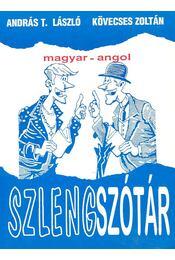 Magyar-angol szlengszótár - Régikönyvek