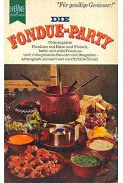 Die Fondue-Party - Régikönyvek