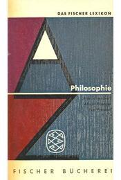 Das Fischer Lexikon – Philosophie - Régikönyvek
