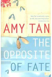 The Opposite of Fate - Tan, Amy - Régikönyvek