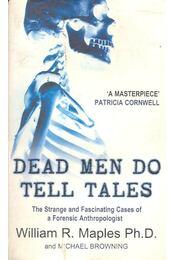Dead Men Do Tell Tales - Régikönyvek