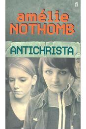 Antichrista - Nothomb, Amélie - Régikönyvek