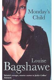 Monday's Child - Bagshawe, Louise - Régikönyvek