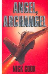Angel, Archangel - COOK, NICK - Régikönyvek