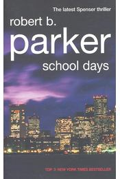 School Days - Régikönyvek