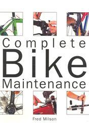 Complete Bike Maintenance - Régikönyvek