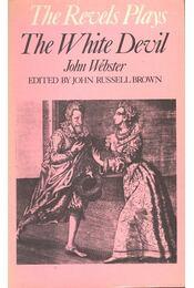John Webster – The Revels Plays – The White Devil - Régikönyvek