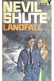 Landfall - Shute,Nevil - Régikönyvek