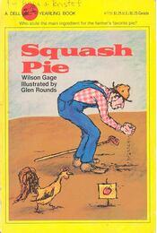 Squash Pie - Régikönyvek