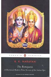 The Ramayana - NARAYAN, R.K. - Régikönyvek