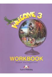 Welcome 3 – Workbook - Régikönyvek