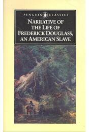 Narrative of the Life of Frederick Douglas, an American Slave - Régikönyvek