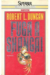 Fuga a Shanghau - Régikönyvek