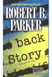 Back Story - Régikönyvek