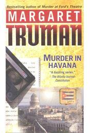 Murder in Havana - Régikönyvek