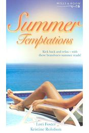 Summer Temptations - Régikönyvek