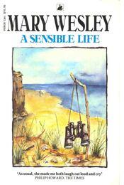 A Sensible Life - Wesley, Mary - Régikönyvek